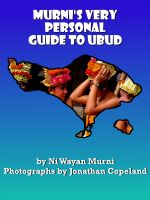 Cover for 'Murni's Very Personal Guide to Ubud'