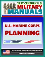 Cover for '21st Century U.S. Military Manuals: U.S. Marine Corps (USMC) Planning - Marine Corps Doctrinal Publication (MCDP) 5 (Value-Added Professional Format Series)'