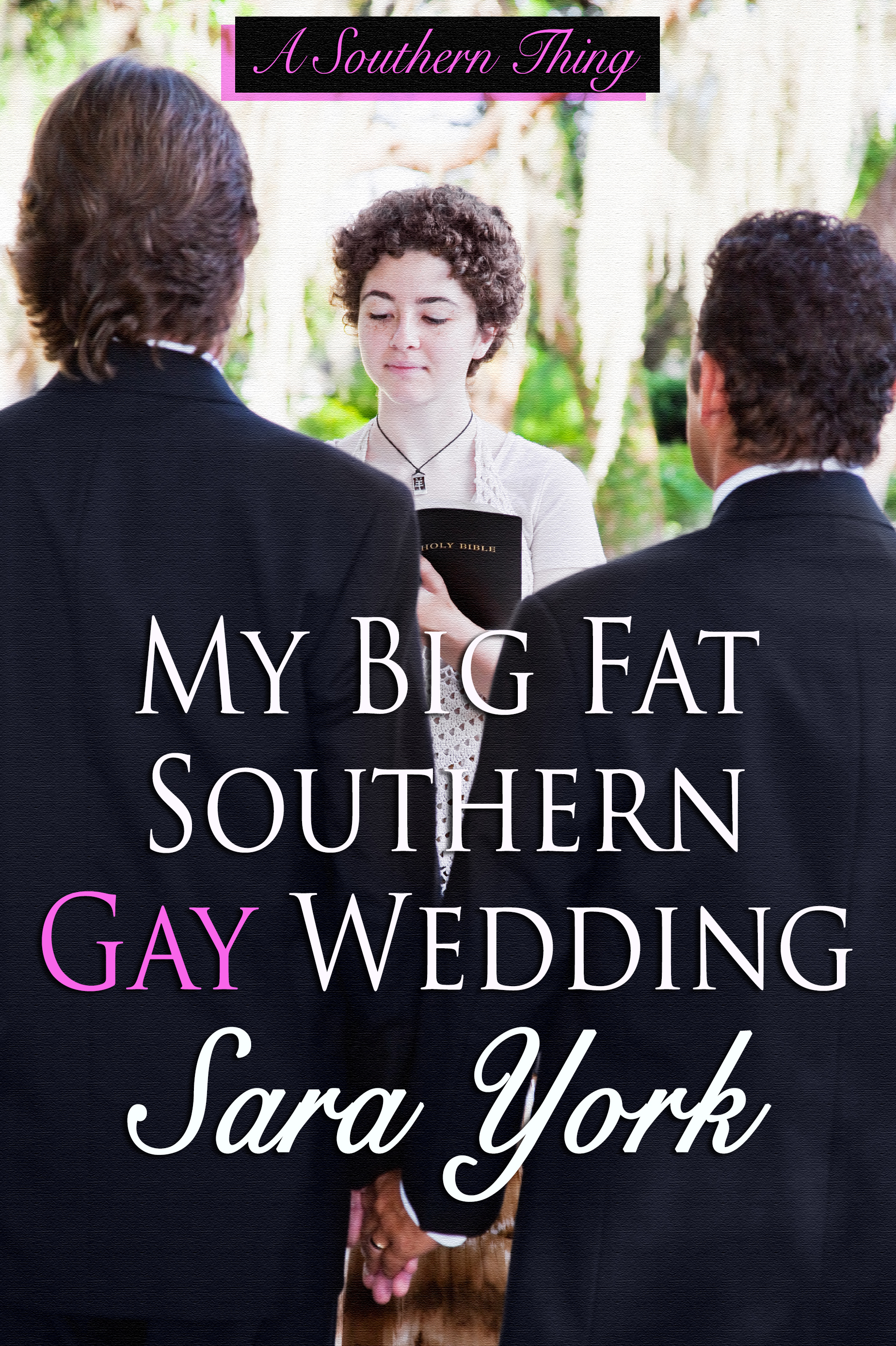 Sara York - My Big Fat Southern Gay Wedding