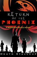 Cover for 'Return of the Phoenix'