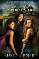 Cover for 'The Temporal Stone'