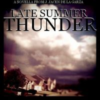 Cover for 'Late Summer Thunder'