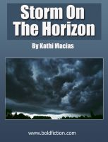 Cover for 'Storm on the Horizon'