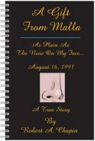 Cover for 'A Gift From Malla'