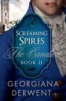 Cover for 'Screaming Spires (The Cavaliers: Book Two)'