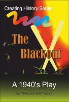 Cover for 'The Blackout'