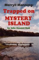 Cover for 'Merryll Manning: Trapped on Mystery Island'