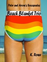 Cover for 'Beach Blanket Trio'