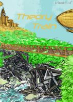 Cover for 'Theory Train Issue One'