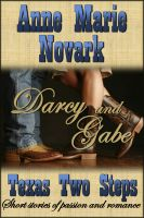 Cover for 'Darcy and Gabe (Texas Two Steps Short Story)'