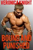 Cover for 'Bound and Punished (Reluctant First Time Gay Sex)'