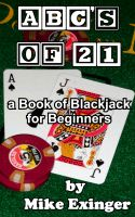 Cover for 'ABC's of 21: a Book of Blackjack for Beginners'
