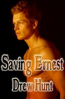 Cover for 'Saving Ernest'