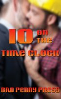 Cover for '10 on the Time Clock'
