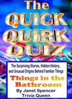 Cover for 'Quick Quirk Quiz - Things In the Bathroom'