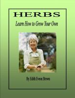 Cover for 'Herbs_Learn How to Grow Your Own'