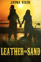 Cover for 'Leather and Sand'