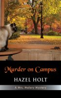 Cover for 'Murder on Campus'