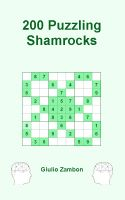 Cover for '200 Puzzling Shamrocks'
