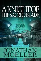 Cover for 'A Knight of the Sacred Blade'