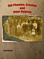 Cover for 'Old Phonies, Cronies and Other Baloney'