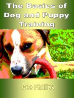 Cover for 'The Basics of Dog and Puppy Training'