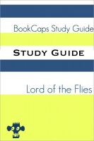 Cover for 'Study Guide: Lord of the Flies (A BookCaps Study Guide)'