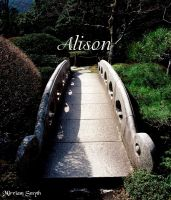 Cover for 'Alison'