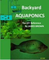 Cover for 'Backyard Aquaponics'