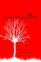 Cover for 'A Felony of Birds'