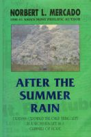 Cover for 'After The Summer Rain'
