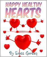 Cover for 'Happy Healthy Hearts'