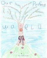 Cover for 'Our Perfect World'