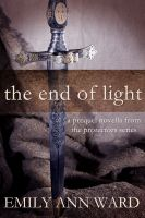 Cover for 'The End of Light'