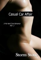 Cover for 'Casual Car Affair'