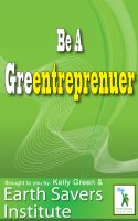 Cover for 'Be a Greentrepreneur'