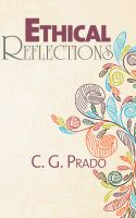 Cover for 'Ethical Reflections'