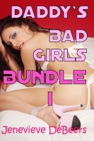 Cover for 'Daddy's Bad Girls Bundle I'