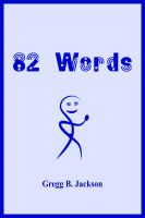 Cover for '82 Words'