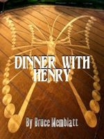 Cover for 'Dinner with Henry'
