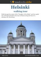 Cover for 'Helsinki Walking Tour'
