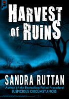 Cover for 'Harvest of Ruins'