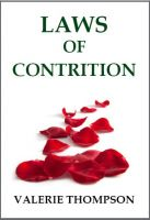 Cover for 'Laws Of Contrition'