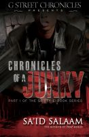 Cover for 'Chronicles of a Junky'