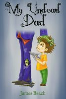 Cover for 'My Undead Dad'