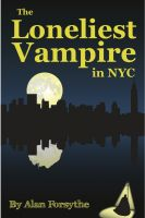 Cover for 'The Loneliest Vampire in NYC'
