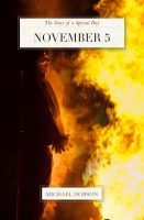 Cover for 'November 5: The Story of a Special Day'