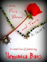 Cover for 'Love, Pain, Blood and Tears'