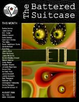 Cover for 'The Battered Suitcase August 2008'