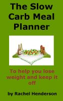 Cover for 'The Slow Carb Meal Planner'